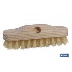 Cepillo Buque 5X10 Plastico...