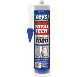 CEYS TOTAL TECH PLATA 290ML